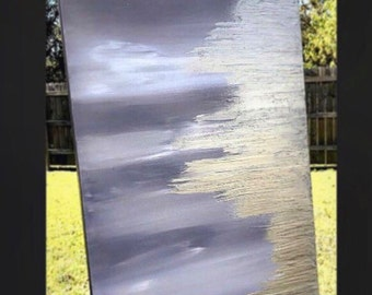 24in X 48in Textured Metallic
