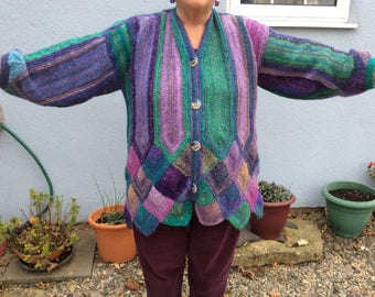 Hand Dyed Medieval Style Jacket