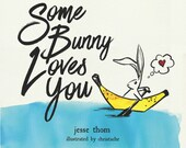 Some Bunny Loves You book + CD + finger puppet theatre (New Edition)