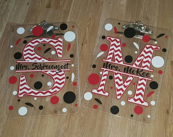 Personalized Clipboards Perfect Gift For Teachers