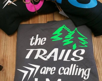 The Trails Are Calling... Blanket