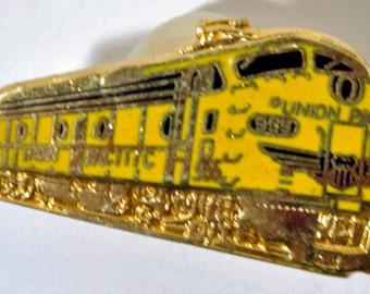 Union Pacific Railroad Tie Tac/Hat Pin