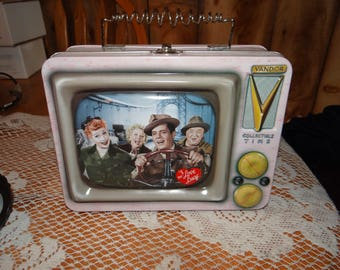 I love Lucy Collectible 3D Lunch Box...in Excellent Condition/Hard to Find
