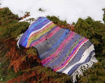 Rug, handmade