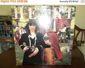 Save 30% Today Vintage 1977 Vinyl LP Record Heart Little Queen Very Good Condition 6759