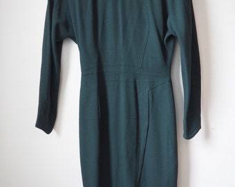 30% off * Vintage Thierry Mugler dress-80's