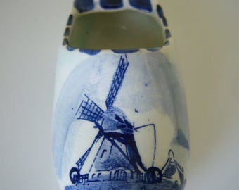 Delft Windmill Ashtray