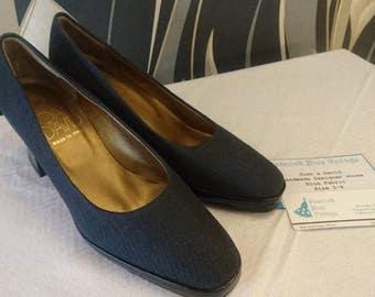 Joan and David Handmade Shoes very classy!