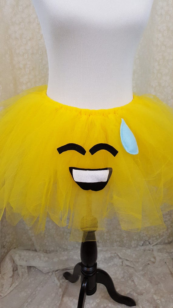 Tutu Emoji Halloween Costume Ideas