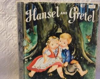 A Little Golden Book Hansel & Gretel
