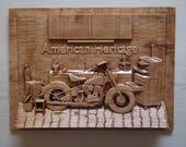 Motorcycle Art ~ Annivers...