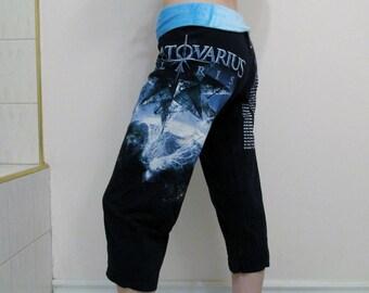 Stratovarius Capri Pants DIY Women's Heavy Metal Clothing