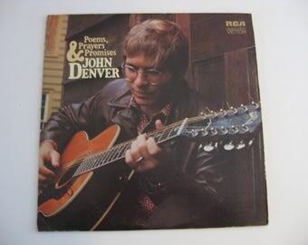 John Denver - Poems, Prayers & Promises - Circa 1971