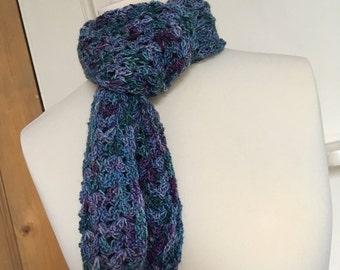 Pretty Crochet Scarf