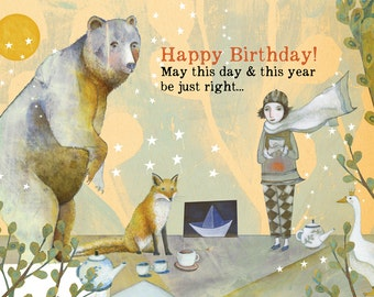 460 Just Right - Birthday