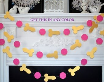 Penis Party Garland Banner,  Penis decoration, Penis Party Garland- Bachelorette Party Decor, Same Penis Forever, Last Fling Before Ring