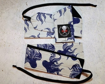 Japanese Octopus Wrist Wraps, WOD, Weightlifting, Athletic