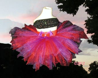 Punk and Spunk Tutu Skirt