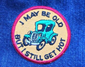Old Car Patch