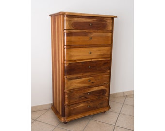 Seven Drawers Tallboy