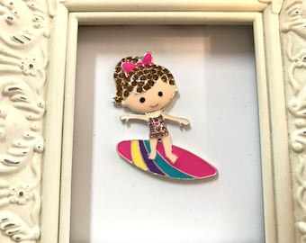 Surfer Girl Needle Minder