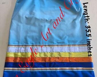 Blue Ribbon Skirt (Medium)