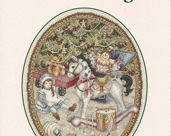 Under The Evergreen Cross Stitch Chart