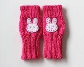 Toddler Panda Gloves