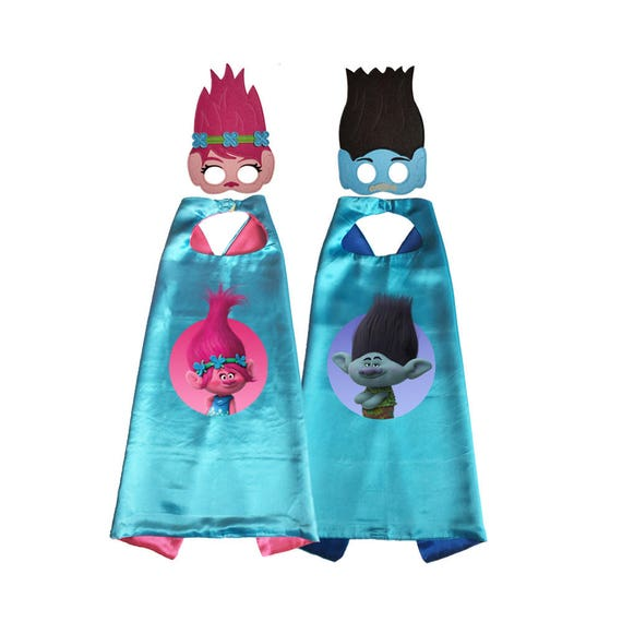 Dreamworks Trolls Cute Kids Costume