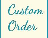 Custom Order - Bolt - ice cream pops