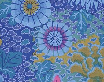 1/2 Yard Dream Blue Kaffe Fassett fabric GP148