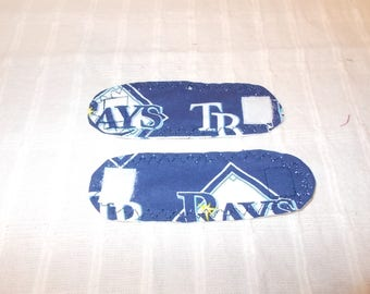 Tampa Bay Rays - Cord Wraps - Pair of 2