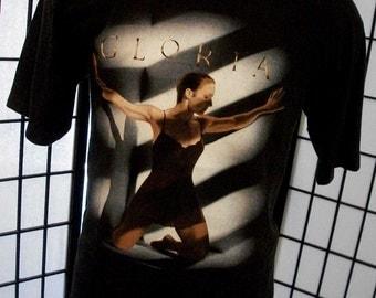 Gloria Estefan Evolution Tour 96 1996 concert tee Tour Champ 90's shirt large l