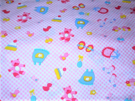 Quilting fabric baby fabric kids fabric nursery novelty for Kids novelty fabric