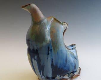 Handmade Bluer Ewer