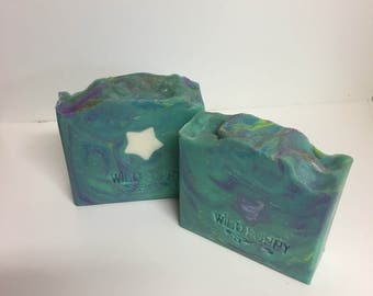 Rock Star's Soap / Artisan Soap / Handmade Soap / Soap / Cold Process Soap