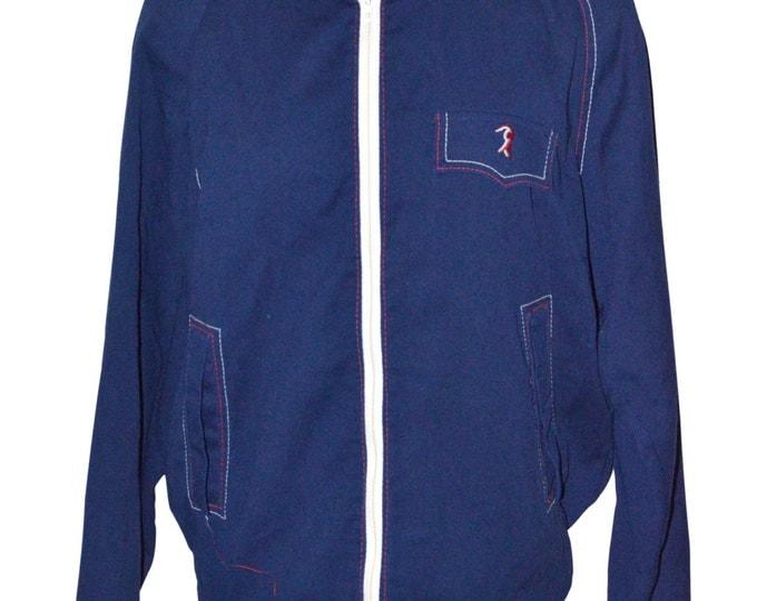 Vintage Estate Rod Laver Tennis Wear Puritan Jacket