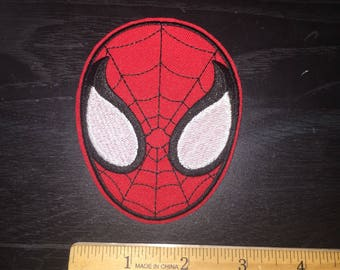 Ready to ship spiderman head