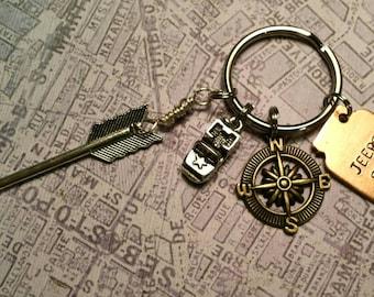 Jeepsy Soul keychain
