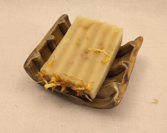DISCOUNT COMBO: any MINI soap dish with two mini soaps