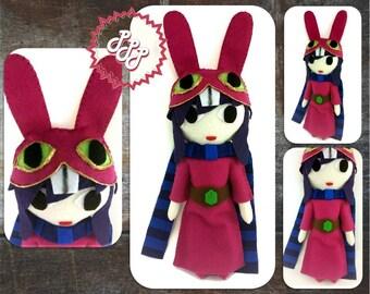 Legend of Zelda Plush Ravio Doll