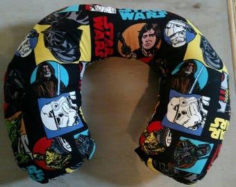 Star Wars Characters Children's Neck Pillow