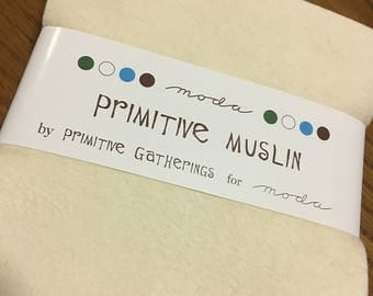 Primitive Muslin Charm Pack by Primitive Gathering