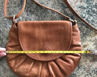 Italian Leather Crossbody