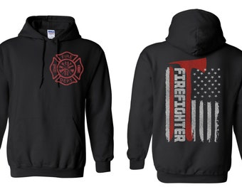 """Shop """"firefighter gift for him"""" in Clothing"""