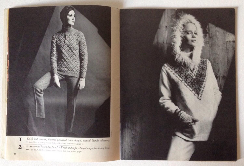 Vintage vogue knitting magazine stylish 1960s knitting patterns vintage vogue knitting magazine stylish 1960s knitting patterns number 67 from 1965 sold by goodsgarb bankloansurffo Choice Image