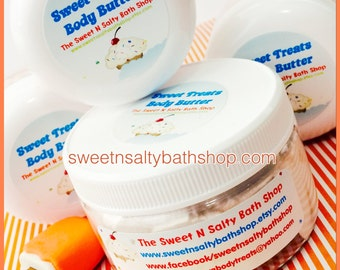 Dreamsicle Sweet Treats Whipped Body Butter-More Yummy Scents to Choose From