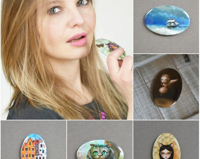 The best friend of every girl // Pocket mirror // 2017 Best Trends // Gift Idea // Teen Girl Gift Idea //