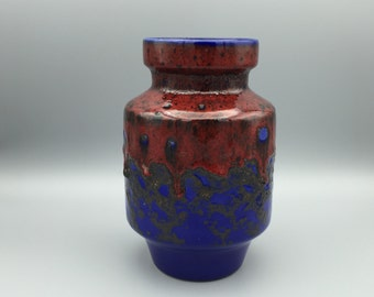 Dümler & Breiden  108 - 20 vintage Mid Century Modern vase  from the 1970s West Germany. WGP.