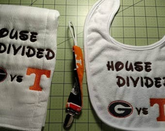 House divided Tennessee vs Grorgia